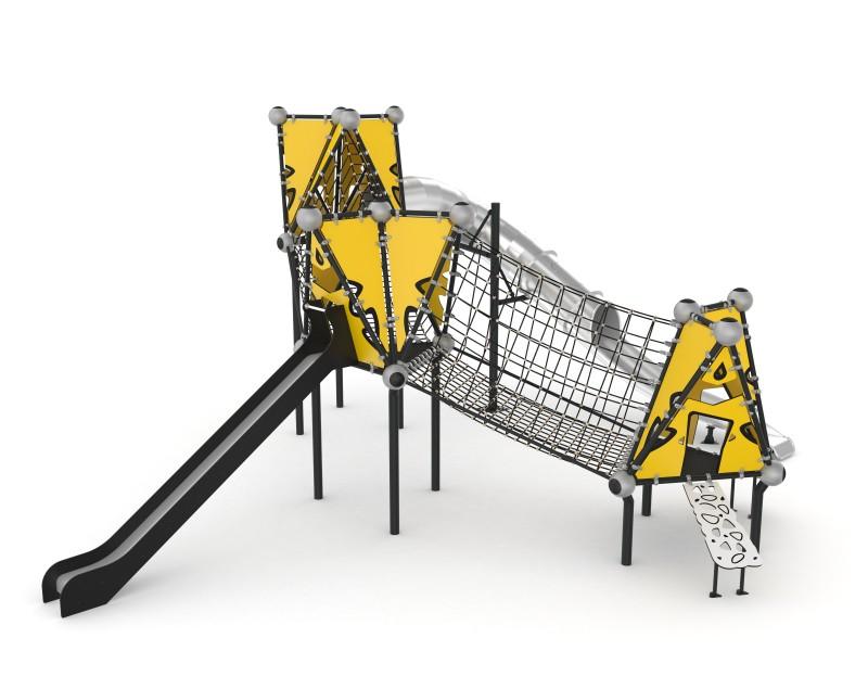 Play Park - Domki na place zabaw Domek Indiański 15