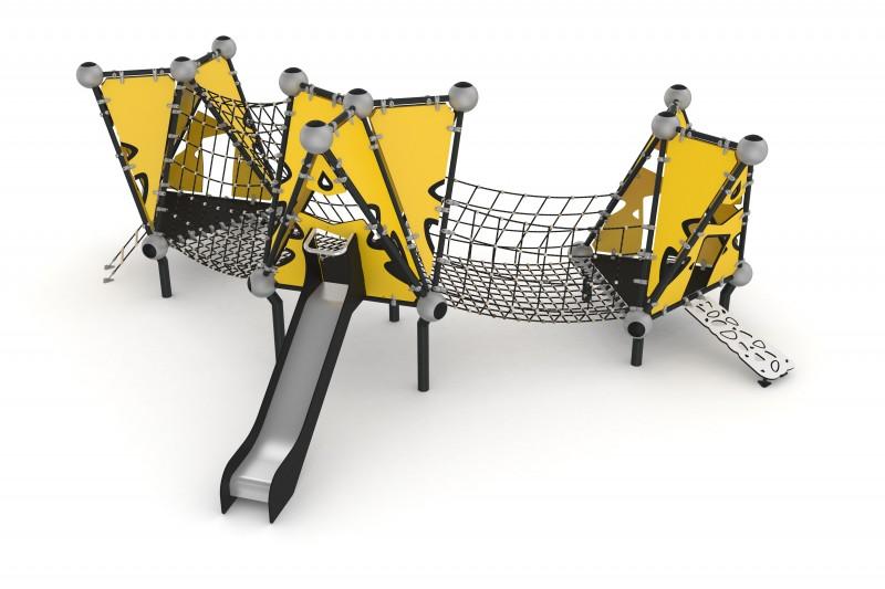 Play Park - Domki na place zabaw Domek Indiański 9