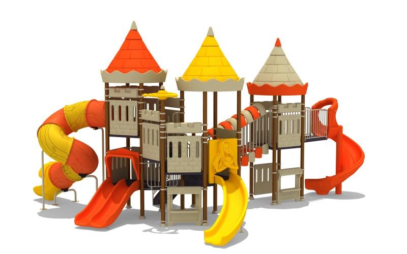 Urządzenia zabawowe Zestaw Zamek  10