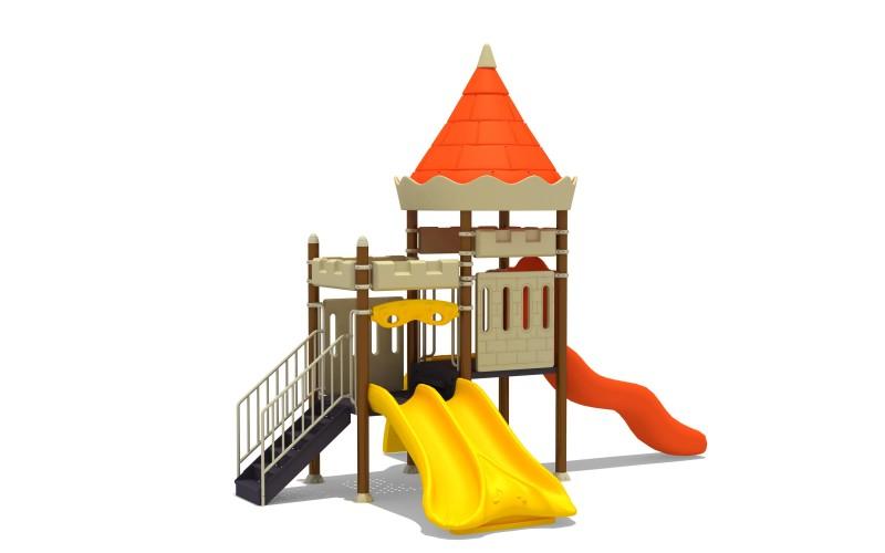 Urządzenia zabawowe Zestaw Zamek  12