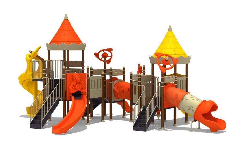 Domek dla dzieci do ogrodu Zestaw Zamek  6