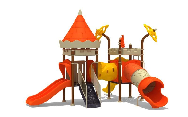 Urządzenia zabawowe Zestaw Zamek  7