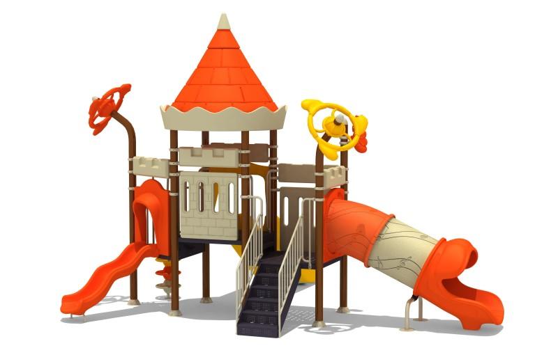 Urządzenia zabawowe Zestaw Zamek  8