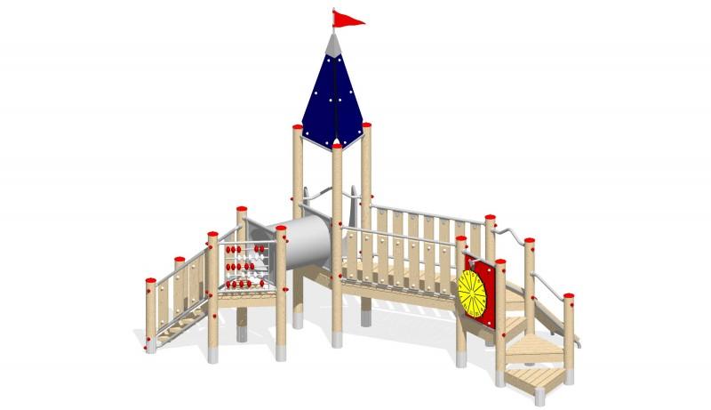 Urządzenia zabawowe Na Plac Zabaw Producent Zestaw 10