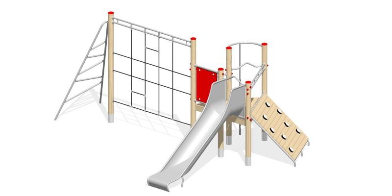 Urządzenia zabawowe Na Plac Zabaw Producent Zestaw 12