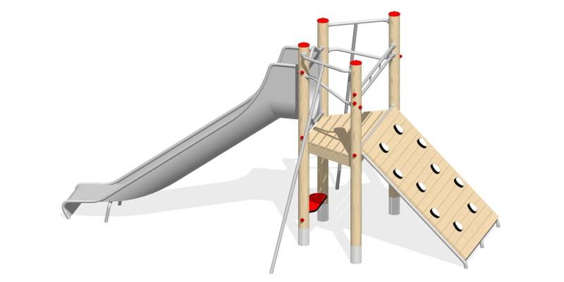 Urządzenia zabawowe Na Plac Zabaw Producent Zestaw 13