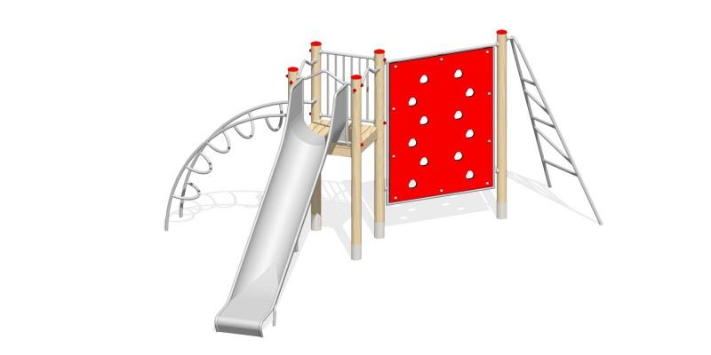 Urządzenia zabawowe Na Plac Zabaw Producent Zestaw 18