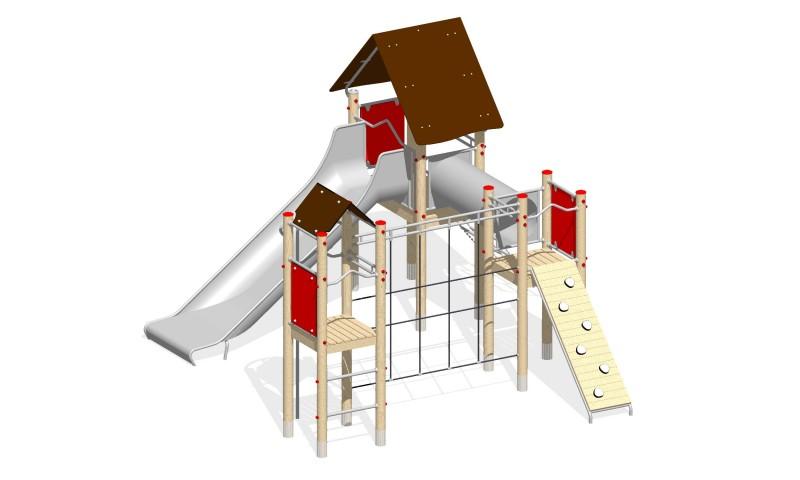 Urządzenia zabawowe Na Plac Zabaw Producent Zestaw 19