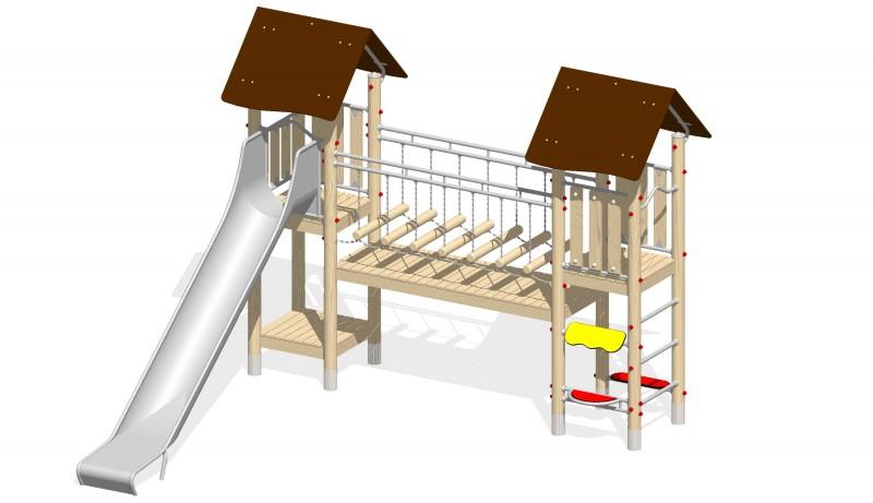 Urządzenia zabawowe Na Plac Zabaw Producent Zestaw 22