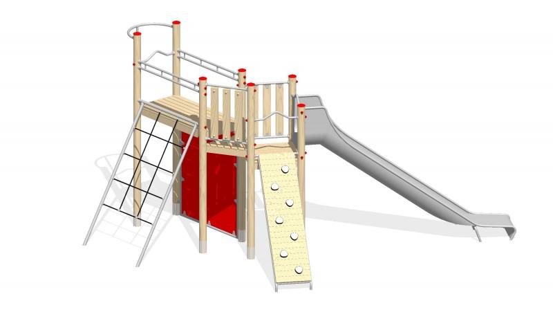 Urządzenia zabawowe Na Plac Zabaw Producent Zestaw 29