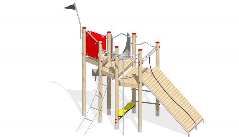 Urządzenia zabawowe Na Plac Zabaw Producent Zestaw 30