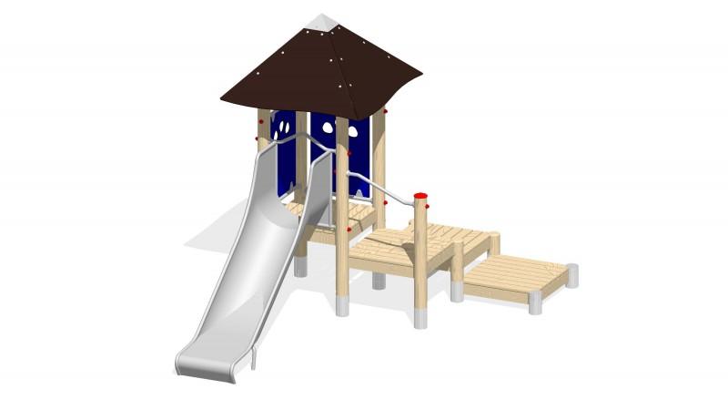 Urządzenia zabawowe Na Plac Zabaw Producent Zestaw 3