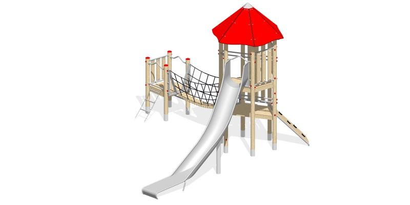 Urządzenia zabawowe Na Plac Zabaw Producent Zestaw 32