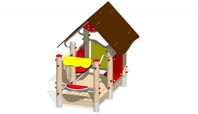 Urządzenia zabawowe Na Plac Zabaw Producent Zestaw Apteka