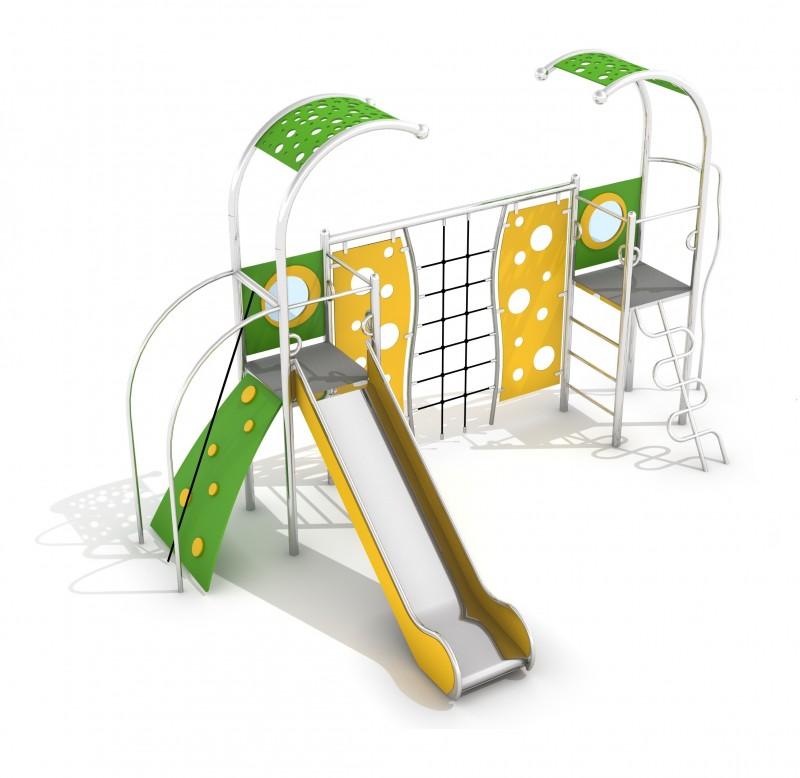 Urządzenia zabawowe Zestaw Domo 2-1