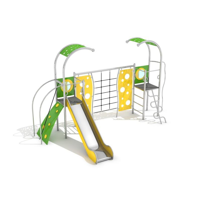 Zabawki ogrodowe dla dzieci Zestaw Domo 2-1