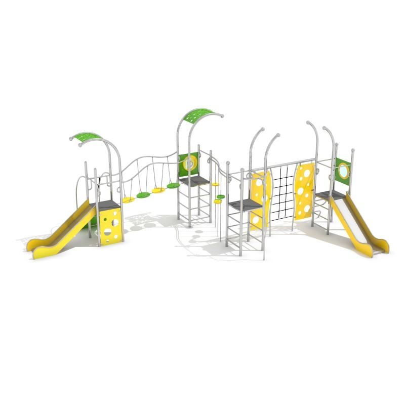 Zabawki ogrodowe dla dzieci Zestaw Domo 4-1