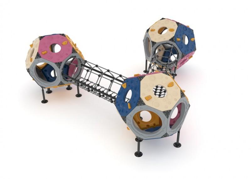 Urządzenia zabawowe Zestaw Kula 11