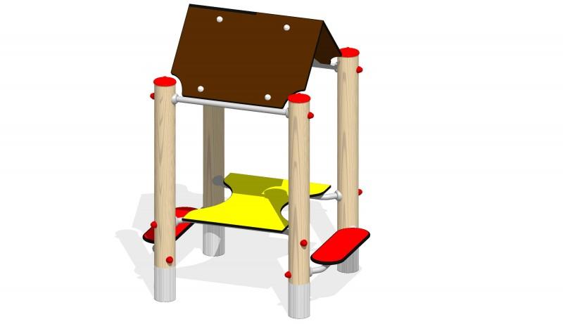 Urządzenia zabawowe Na Plac Zabaw Producent Zestaw Warsztat