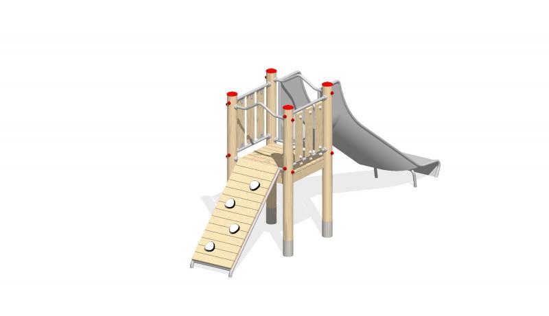 Urządzenia zabawowe Na Plac Zabaw Producent Zjeżdżalnia 5