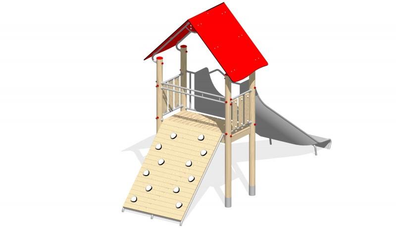 Urządzenia zabawowe Na Plac Zabaw Producent Zjeżdżalnia 8